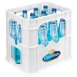 Christinen Mineralwasser Spritzig 12x0,75l