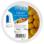 Liakada Oliven mit Paprikapasta 340g