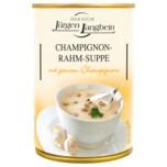 Jürgen Langbein Champignon-Rahm-Suppe 400ml