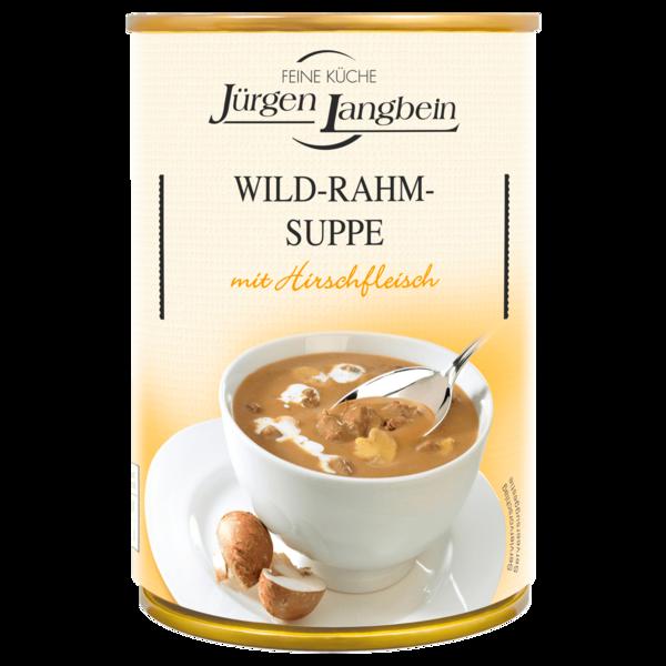 Jürgen Langbein Wild-Rahm-Suppe 400ml