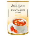 Jürgen Langbein Tomaten-Rahm-Suppe 400ml