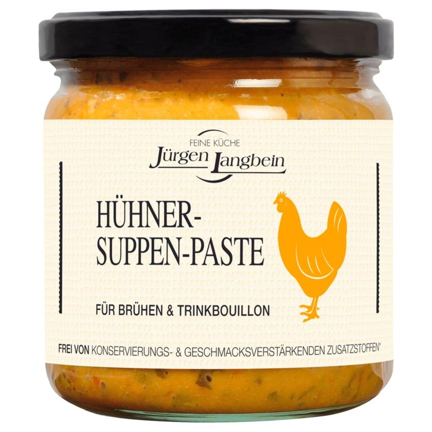Jürgen Langbein Hühner-Suppen-Paste 400g