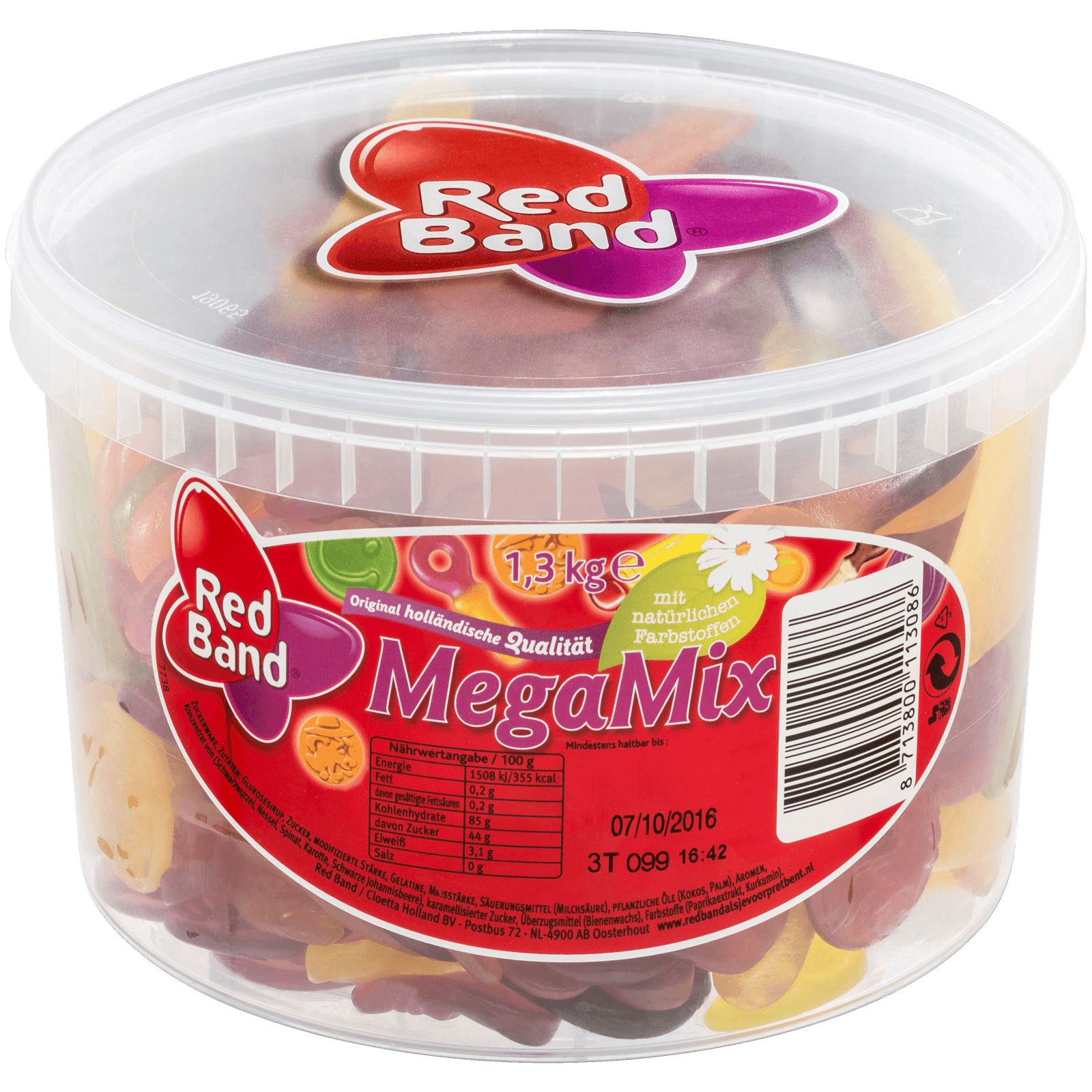 Red Band Mega Mix 1,3kg