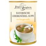 Jürgen Langbein Bayerische Leberknödel-Suppe 400ml