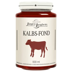 Jürgen Langbein Kalbs-Fond 500ml