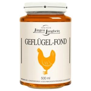 Jürgen Langbein Geflügel-Fond 500ml