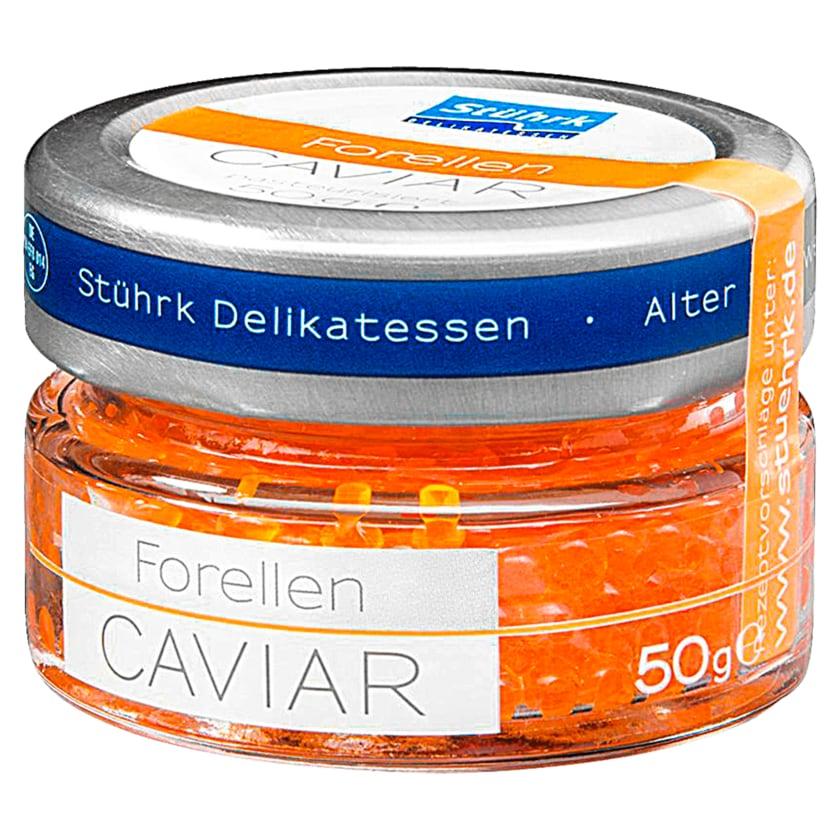 Stührk Delikatessen Forellen Kaviar 50g