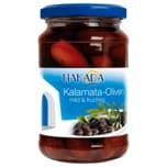 Liakada Kalamata Oliven Pikant 220g