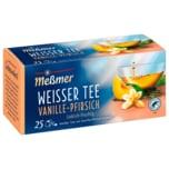 Meßmer Weißer Tee Vanille-Pfirsich 35g, 25 Beutel