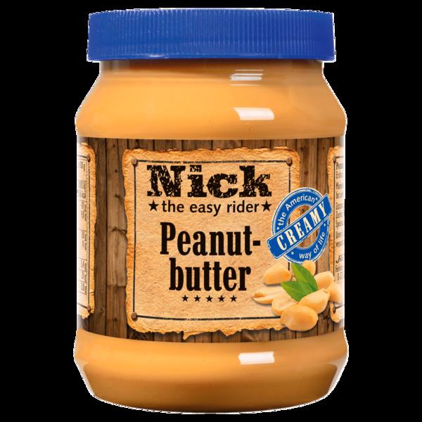 Nick Peanutbutter Creamy 350g