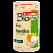 Rinatura Bio Hirse-Reiswaffeln 100g