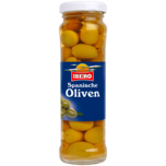 Ibero Grüne Oliven mit Stein 85g