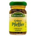 Feinkost Dittmann Grüner Pfeffer in Cognac 50g