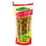Feinkost Dittmann Oliven grün mit Paprikapaste 250g