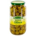 Feinkost Dittmann spanische Oliven grün, mit Stein