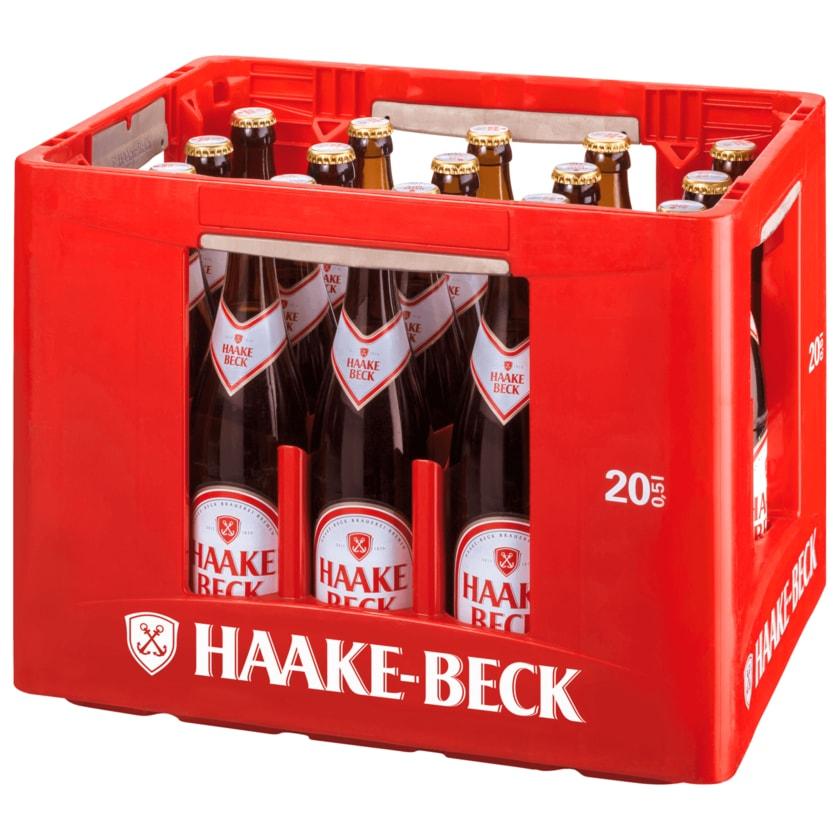 Haake Beck Pilsener 20x0,5l