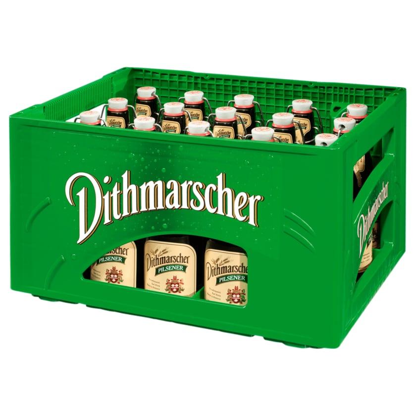 Dithmarscher Pilsener 20x0,33l
