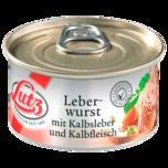 Lutz Kalbsleberwurst 125g
