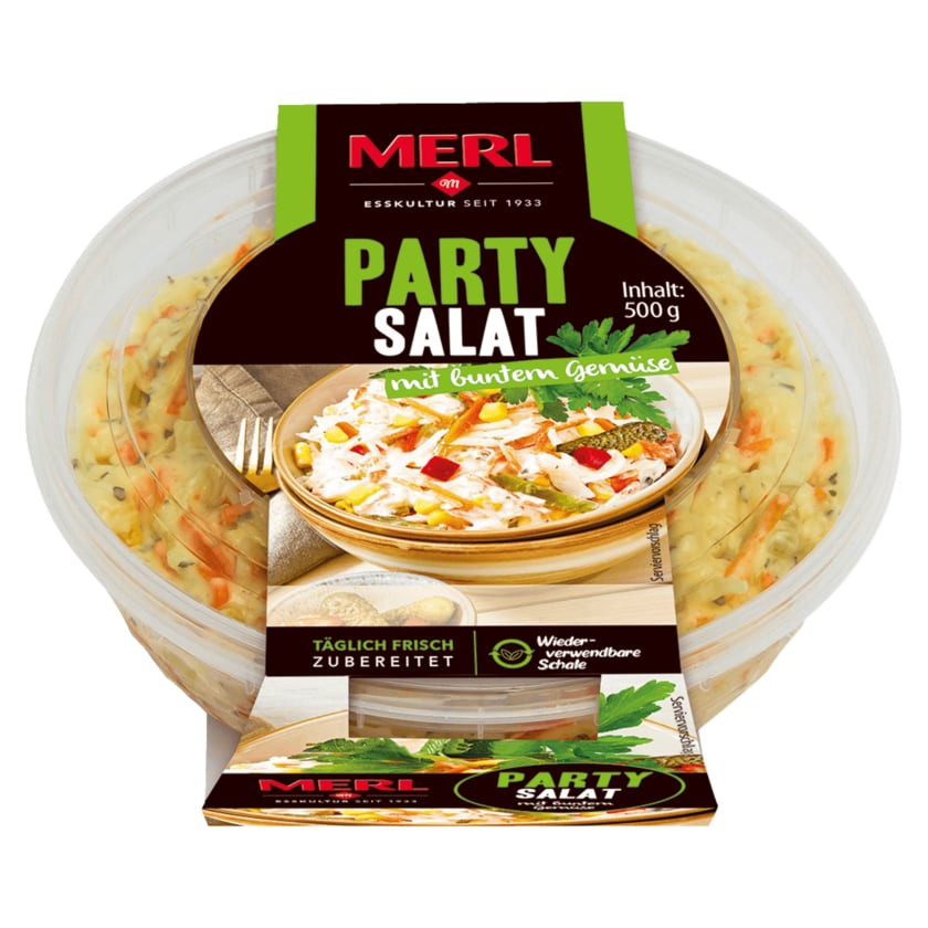 Merl Party-Salat 500g