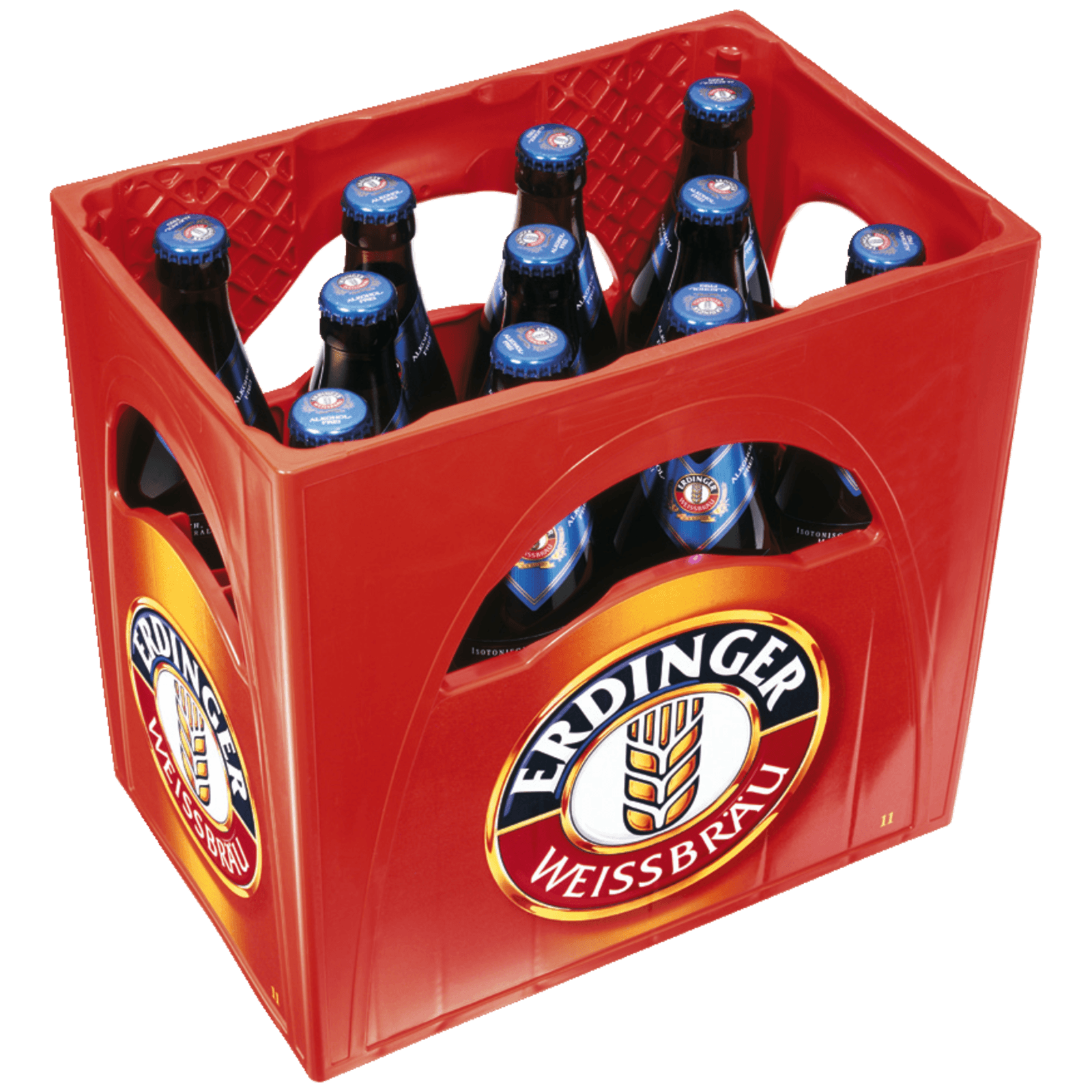 Erdinger Weißbier Alkoholfrei 11x0,5l