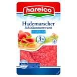 Hareico Hademarscher Schinkenmettwurst 80g