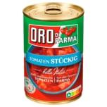 Oro di Parma Stückige Tomaten 400g
