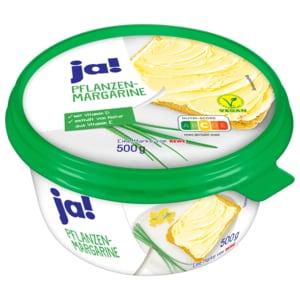 ja! Pflanzenmargarine 500g