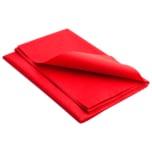 Duni Uni-Mitteldecke 84x84cm Rot