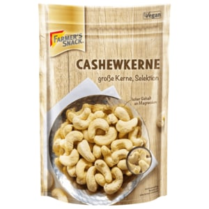 Farmer's Snack Cashewkerne Natur 175g