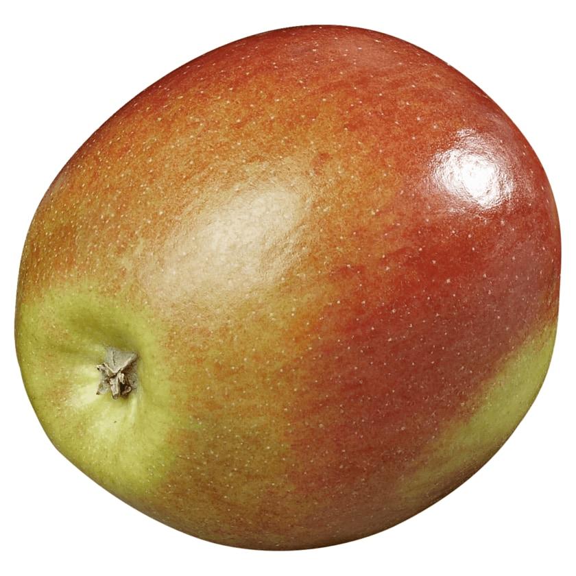 Apfel Braeburn rot