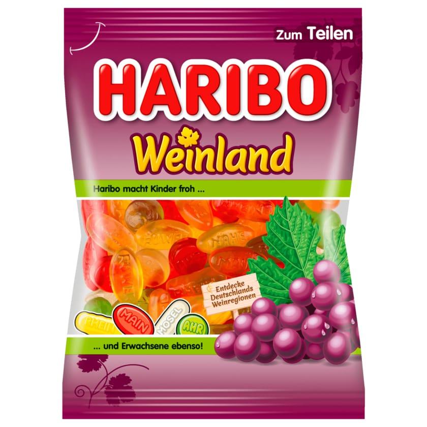 Haribo Weingummi Weinland 200g