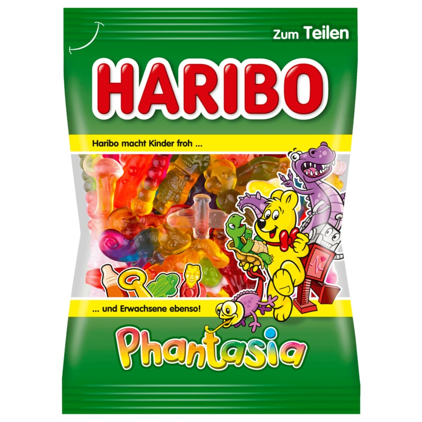 Haribo Fruchtgummi Phantasia 200g
