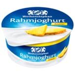Weihenstephan Rahmjoghurt Ananas 150g