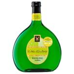 GWF Wein Galerie Riesling QbA Weißwein trocken 0,75l