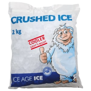 Ice Age Ice Crushed Ice 2kg