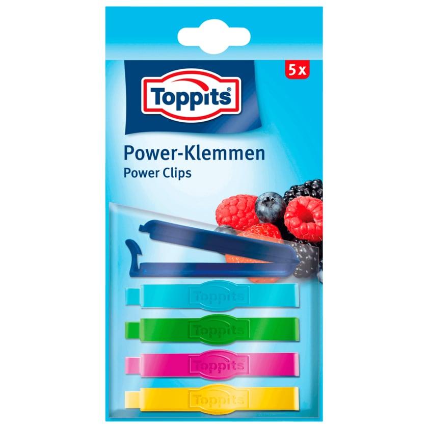 Toppits Power-Klemmen 5 Stück