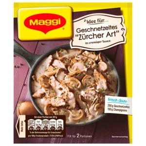 Maggi Fix & frisch Geschnetzeltes Zürcher Art 50g