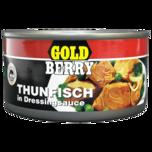 Gold Berry Thunfisch pikant 150g