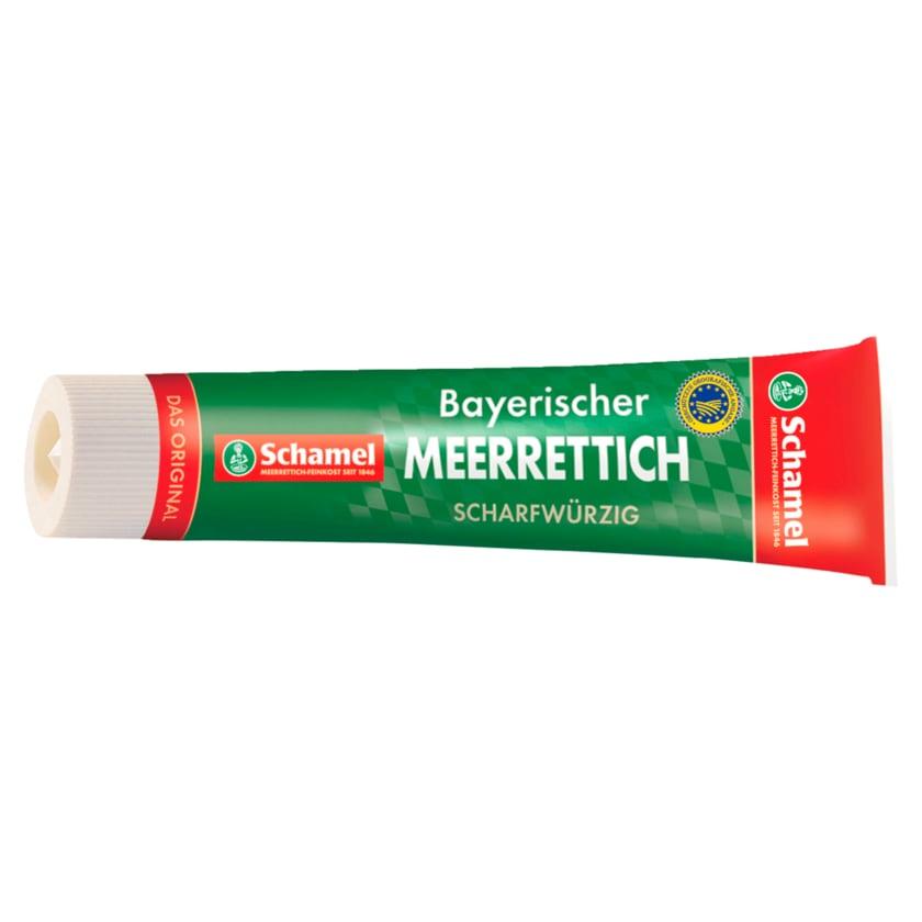 Schamel Bayerischer Meerrettich Tube scharf & würzig 90g