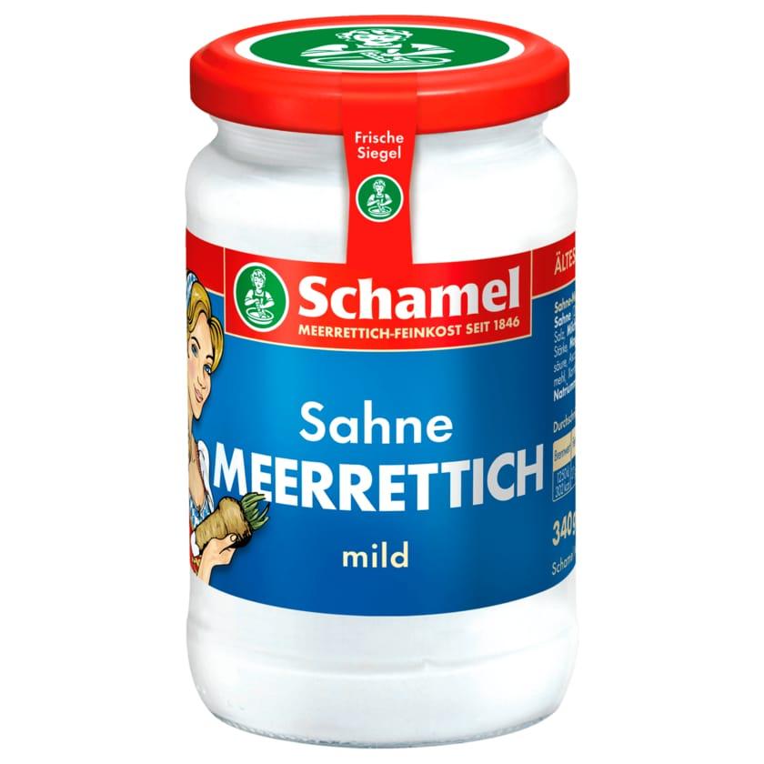 Schamel Alpensahne-Meerrettich 340g