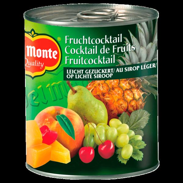 Del Monte Fruchtcocktail leicht gezuckert 140g