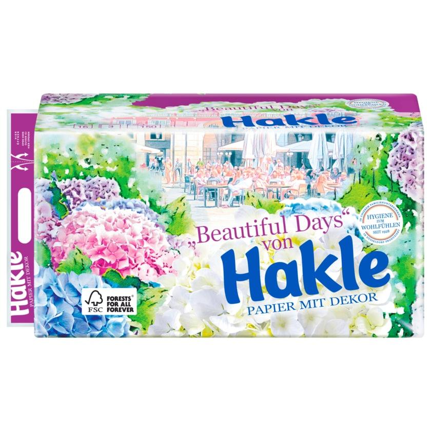 Hakle Klassisch Weiß Toilettenpapier 3-lagig 16x150 Blatt