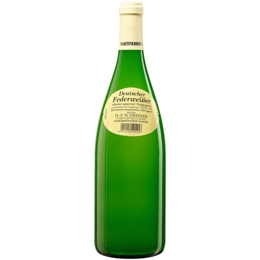 H. P. Schreiner Weißwein Deutscher Federweisser 1l
