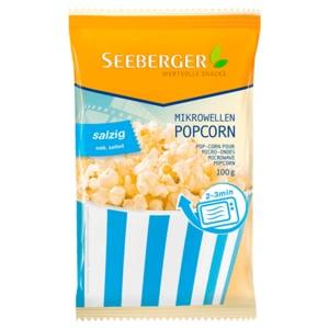 Seeberger Mikrowellen-Popcorn salzig 100g