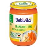 Bebivita Frühkarotten mit Kartoffeln 190g