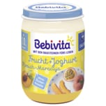Bebivita Frucht & Joghurt Pfirsich-Maracuja Duo 190g