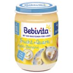 Bebivita Apfel-Banane auf Quark Duo 190g