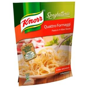 Knorr Spaghetteria Quattro Formaggi 160g