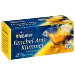 Meßmer Fenchel-Anis-Kümmel 50g, 25 Beutel
