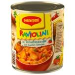 Maggi Raviolini in Tomatensauce mit Gemüse 800g